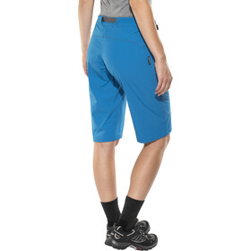 Mountain Equipment W's Comici Shorts Lagoon Blue